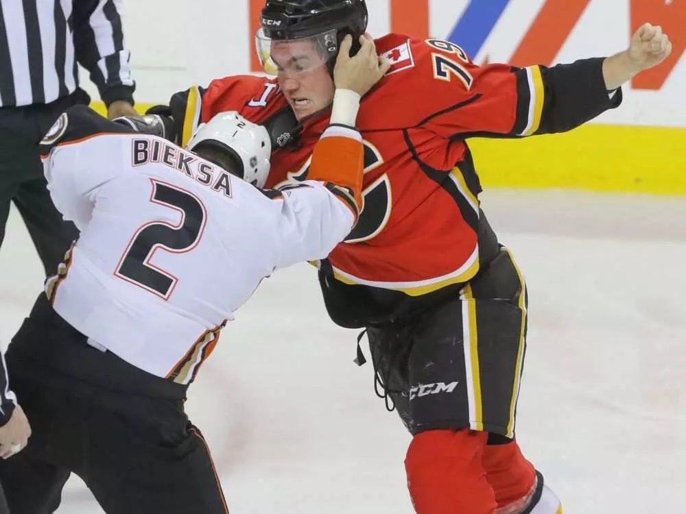 calgary-flames-micheal-ferland-gets-in-a-scuffle-with-anahei