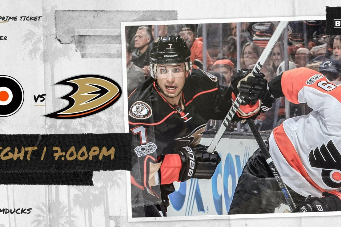 GAME DAY!!!! Anaheim Ducks vs. Philadelphia Flyers – Megz Ducks ... d2e90068a