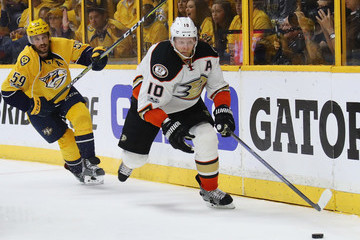 Corey Perry pic- Predators