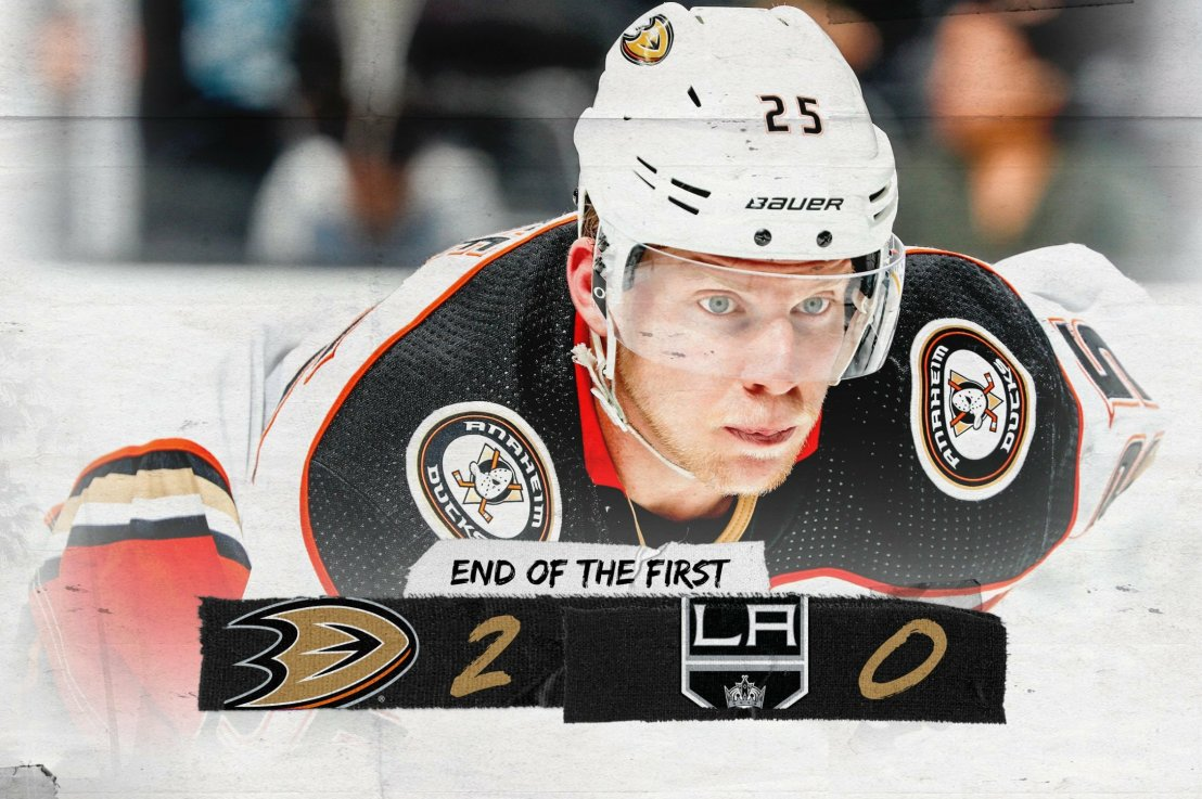 The Anaheim Ducks Rise Above the with a 3-2 Victory Over the LA Kings. The  Ducks take on ... 153660914