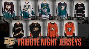 Jersey tribute nights