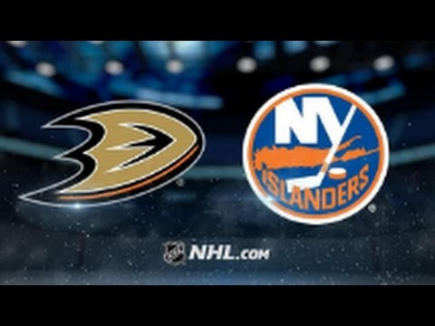 2- Ducks vs Islanders