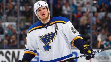 Alexander Steen- NHL