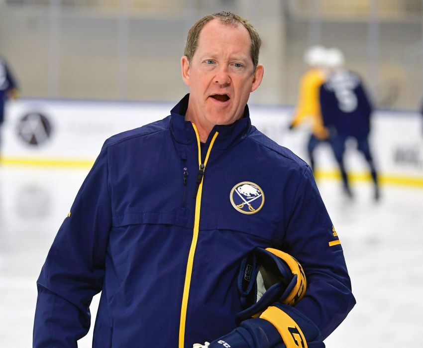 Head Coach Phil Housley- Buffalo Hockey Beat