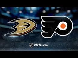 2- Ducks vs Flyers