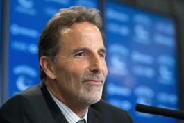 Head Coach John Tortorella