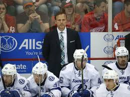 Head Coach Jon Cooper