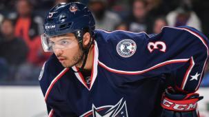 Seth Jones- NHL