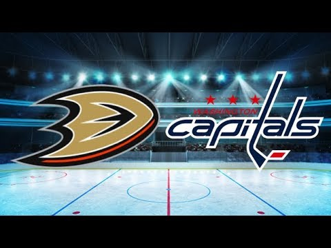 Ducks With the EPIC Comeback 6-5 Victory Over theCapitals