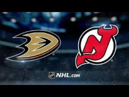 2- Ducks vs Devils