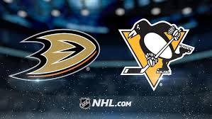 3- Ducks vs Penguins
