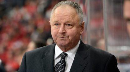 Head Coach Randy Carlyle-NHL NBC Sports