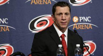 Head Coach Rob Brind_Amour- Sportsnet