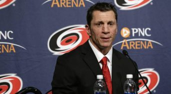 Head Coach Rob Brind_Amour- Sportsnet
